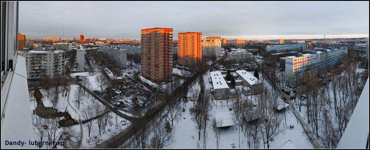 Фотография: Вид из окна, пользователя: Dandy