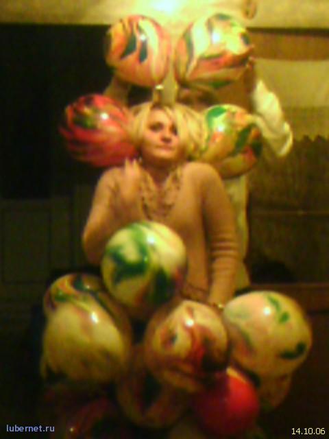 Фотография: Марыся и шарики, пользователя: Ирка