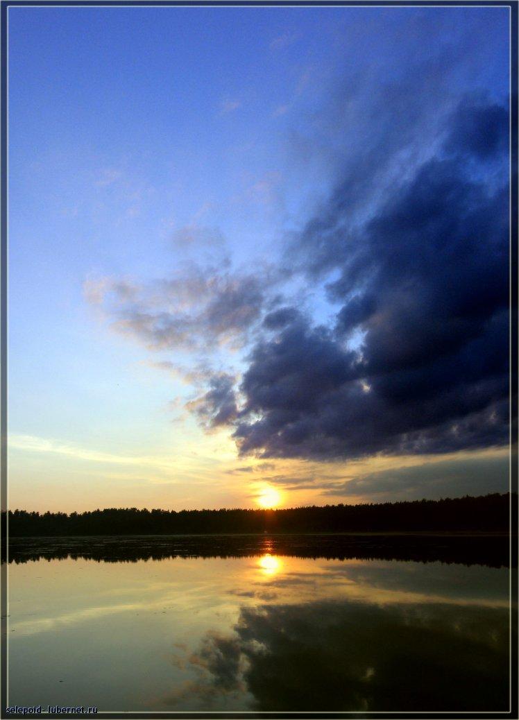 Фотография: Озеро д. Дальняя, пользователя: selepoid