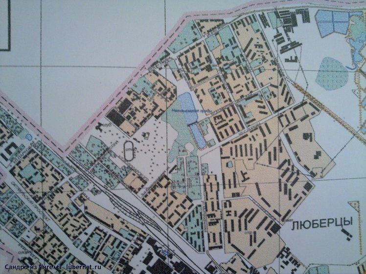 Фотография: Карта-схема Люберецкого района (фрагмент1).jpg, пользователя: В@cильичЪ