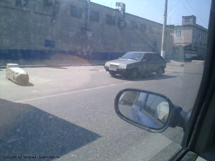 Фотография: 1-й автомобиль преследовавший авто И.Тверского.jpg, пользователя: В@cильичЪ