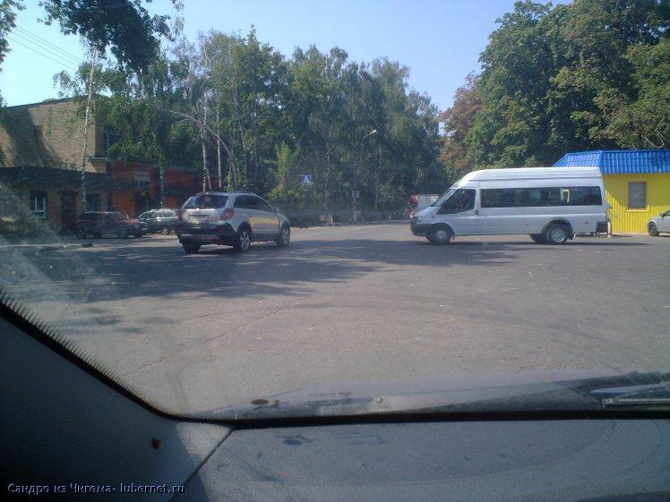 Фотография: 2-й автомобиль преследовавший авто И.Тверского.jpg, пользователя: В@cильичЪ