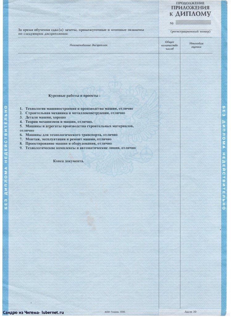 Фотография: приложение №3 к диплому Тверского И.А.jpg, пользователя: Сандро из Чигема
