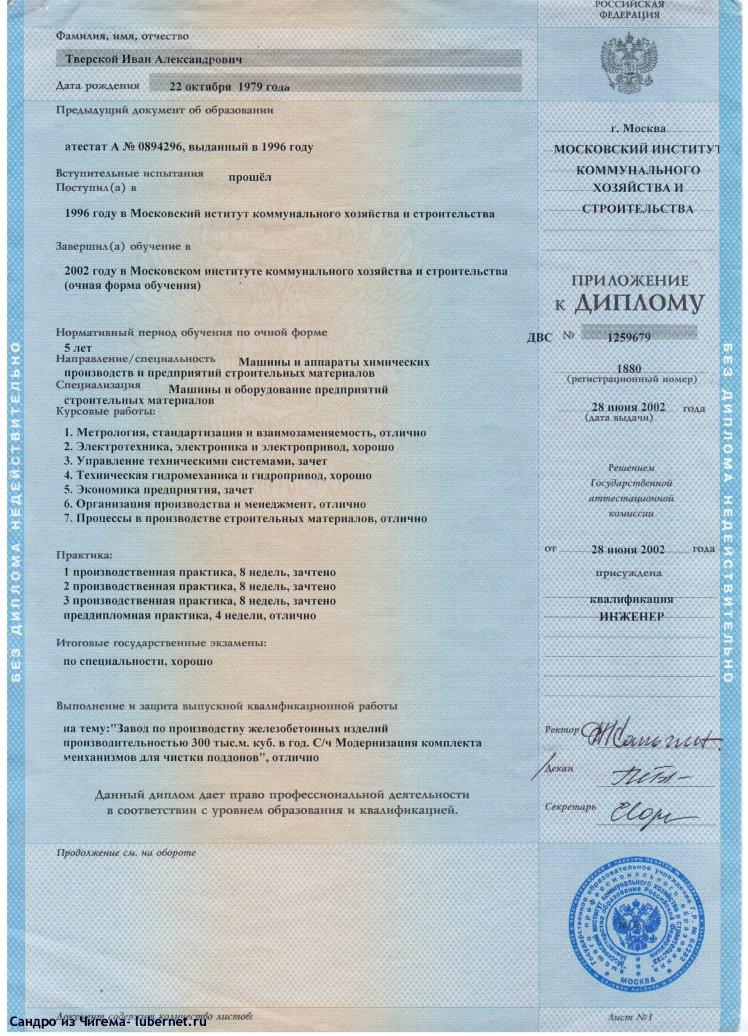 Фотография: приложение №1 к диплому Тверского И.А.jpg, пользователя: В@cильичЪ