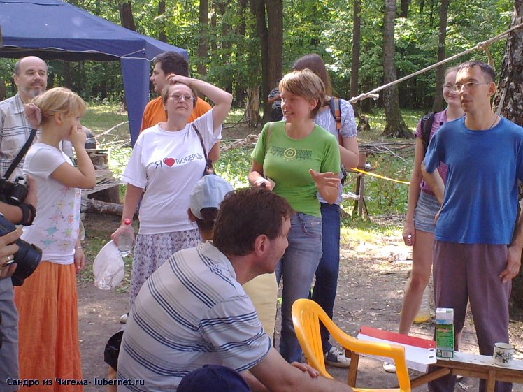 Фотография: Лагерь защитников Химкинского леса.jpg, пользователя: В@cильичЪ