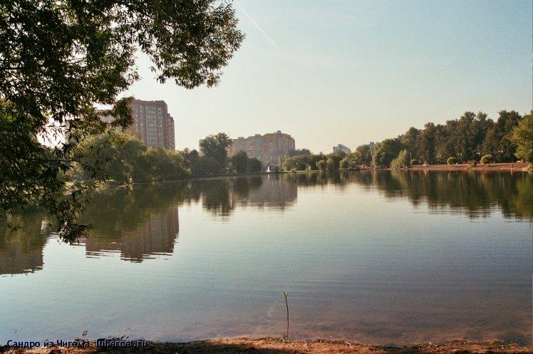 Фотография: Верхний Наташинский пруд.jpg, пользователя: Сандро из Чигема