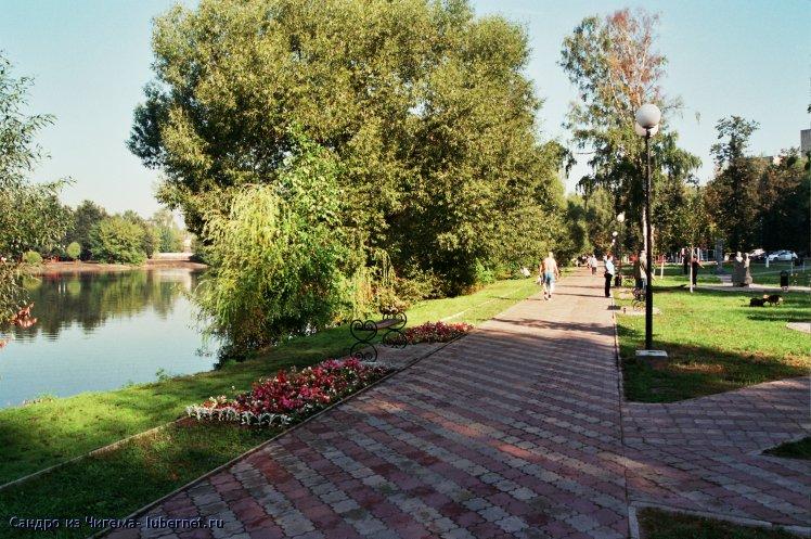 Фотография: Набережная со стороны ул. Шевлякова.jpg, пользователя: Сандро из Чигема