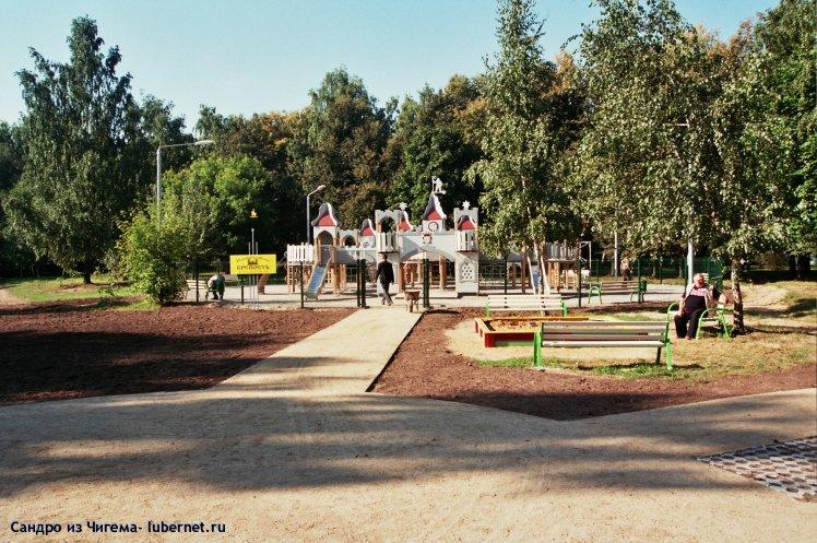 Фотография: Игровой комплекс Крепость.jpg, пользователя: Сандро из Чигема