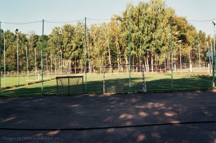 Фотография: Тренировочная площадка на стадионе Искра.jpg, пользователя: В@cильичЪ