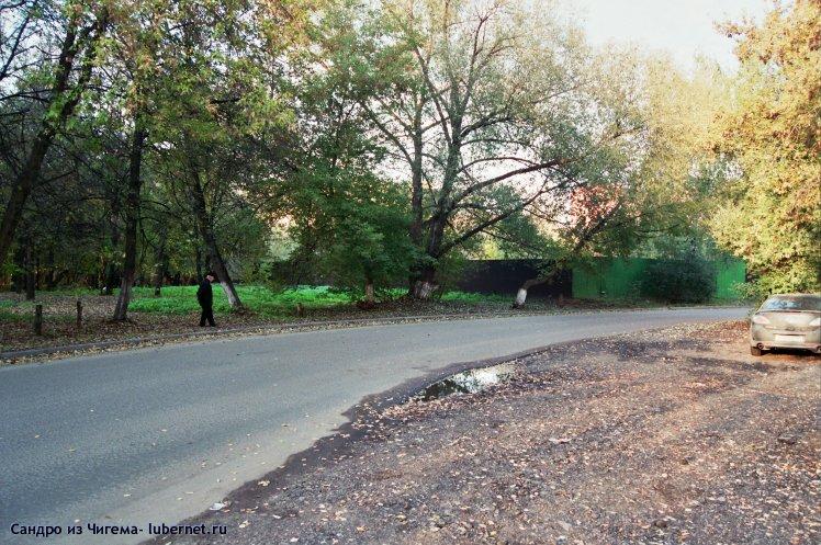 Фотография: Забор частного дома.jpg, пользователя: Иван Васильевич