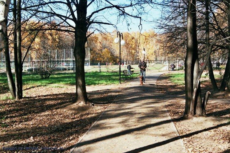 Фотография: Прогулка с собакой.jpg, пользователя: В@cильичЪ