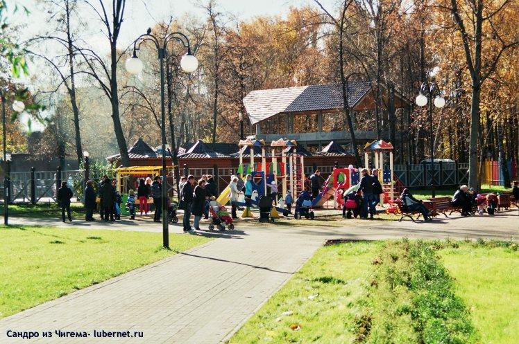 Фотография: Детская площадка.jpg, пользователя: Сандро из Чигема