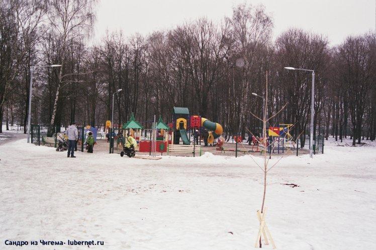 Фотография: Зимняя детская площадка.jpg, пользователя: В@cильичЪ