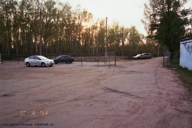 Фотография: Временное ограждение под строительство ФОКа со сквозными воротами.jpg, пользователя: В@cильичЪ
