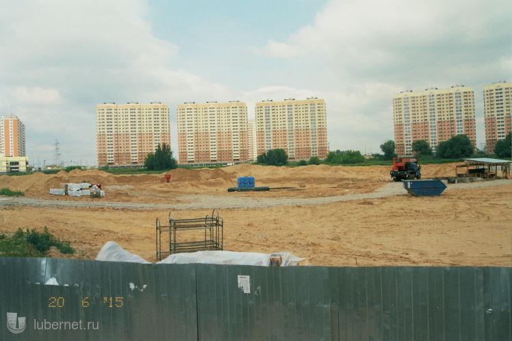 Фотография: Строительство храма в конце проспекта Защитников Москвы - прошло шесть лет, пользователя: Сандро из Чигема