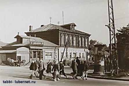 Фотография: Люберцы, май 1957г. , пользователя: tabbi