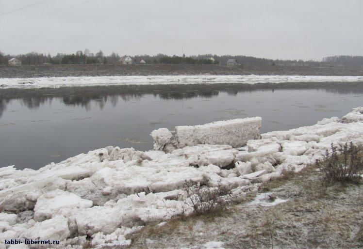 Фотография: Волга в январе 2014, пользователя: tabbi