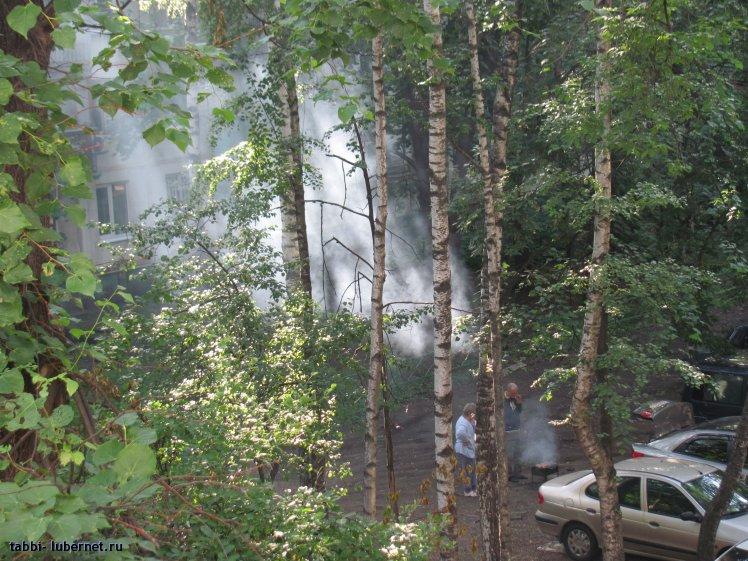 Фотография: Дым в окна, пользователя: tabbi