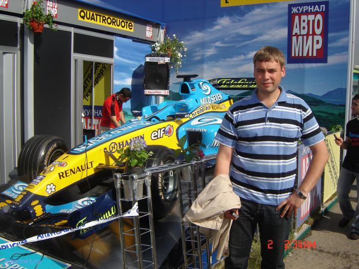 Фотография: Renault F1, пользователя: PACTAMAH