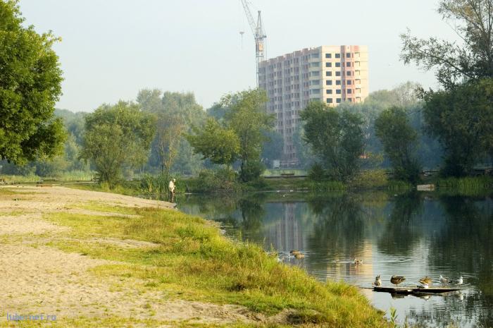 Фотография: На прудах, пользователя: Евгений_1468
