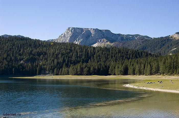 Фотография: Горное озеро, пользователя: Евгений_1468