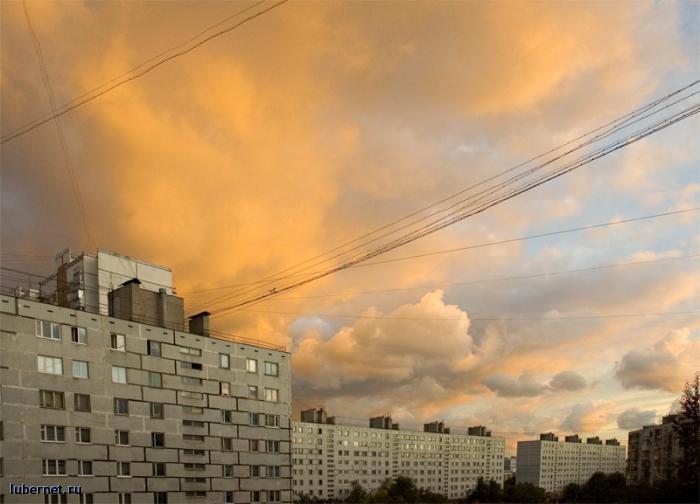 Фотография: Небо над моим домом, пользователя: Евгений_1468