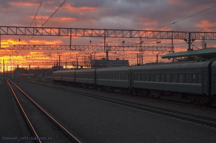 Фотография: Поезда идут с востока, пользователя: Евгений_1468