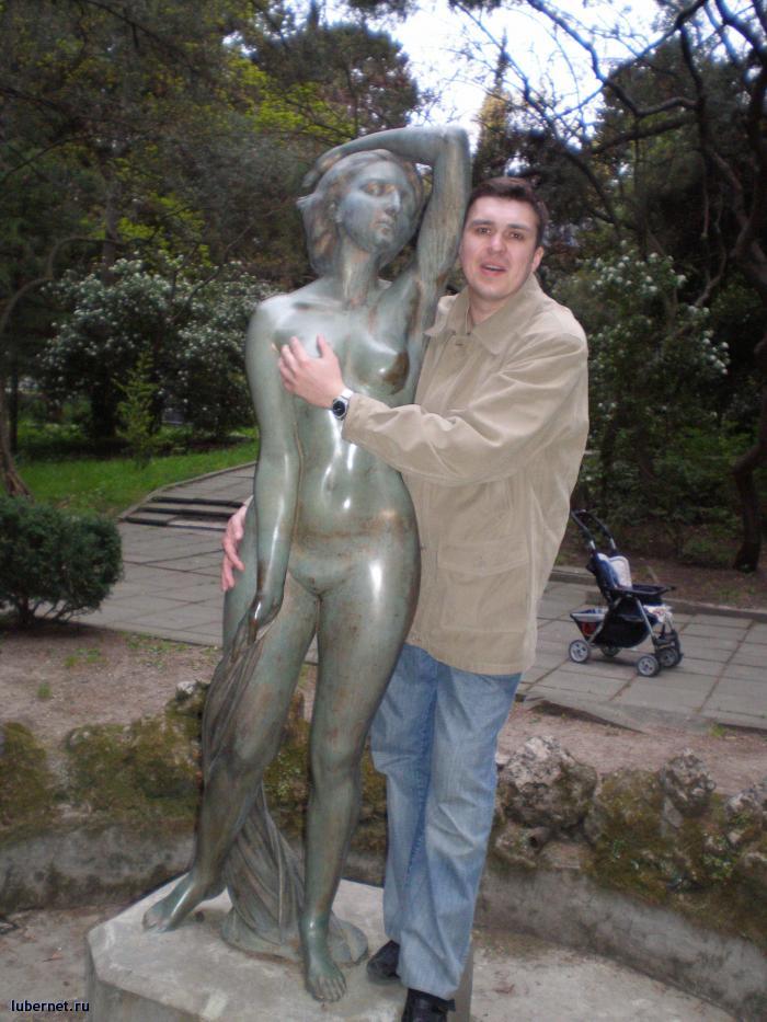 Фотография: Статуя понравилась, пользователя: Приват