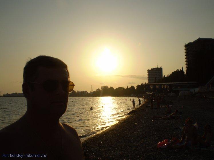 Фотография: Закат Абхазия, пользователя: ken hen