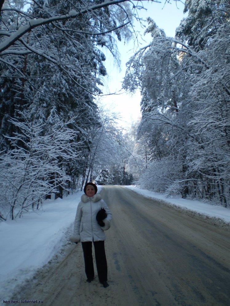 Фотография: зима, пользователя: ken hen
