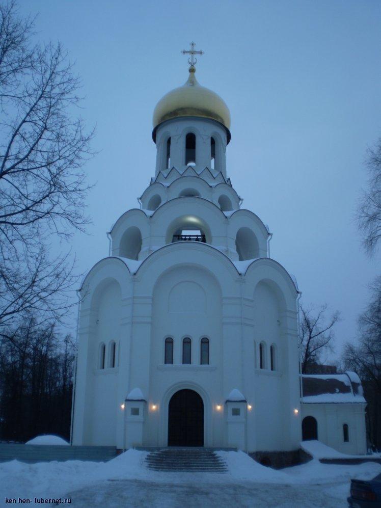 Фотография: храм мученика Виктора, пользователя: ken hen