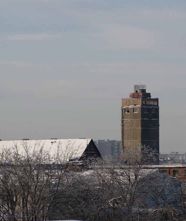 Фотография: Пожарная башня.jpg, пользователя: Андрон