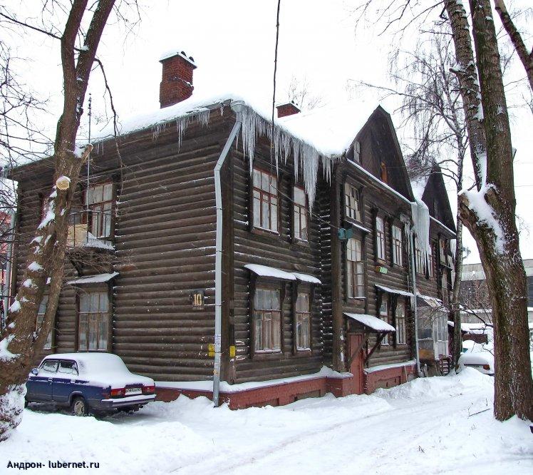 Фотография: п.Калинина в зимний период.jpg, пользователя: Андрон