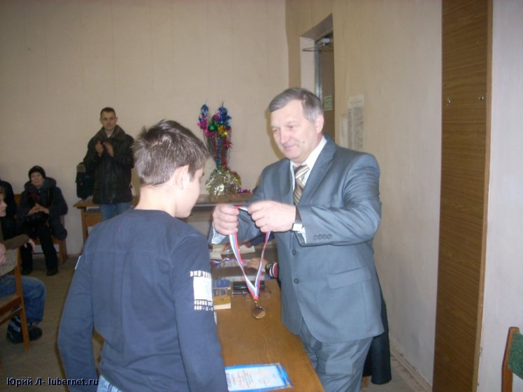 Фотография: Медаль за 2-е место вручается Армену Авакяну.JPG, пользователя: Юрий Л