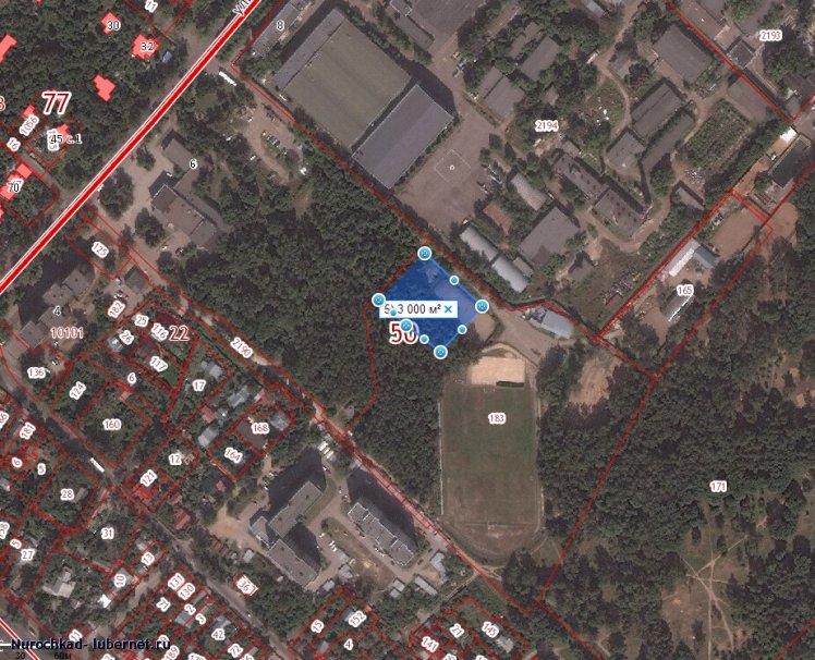 Фотография: Вырубка под ФОК.png, пользователя: Nurochkad