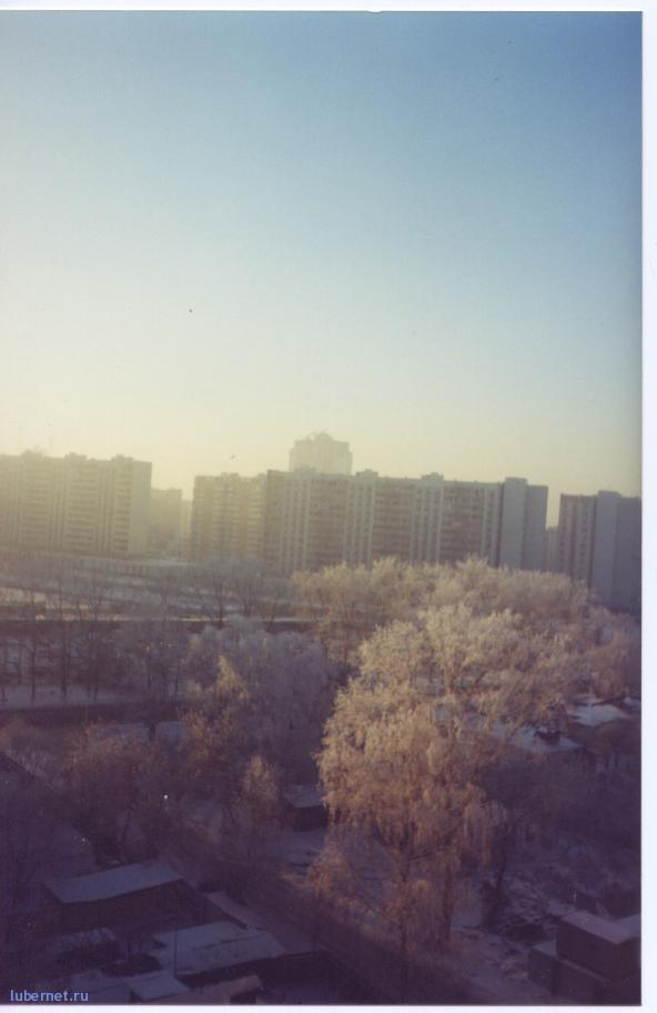 Фотография: ГРАНИЦА(с Москвой), пользователя: Jonny