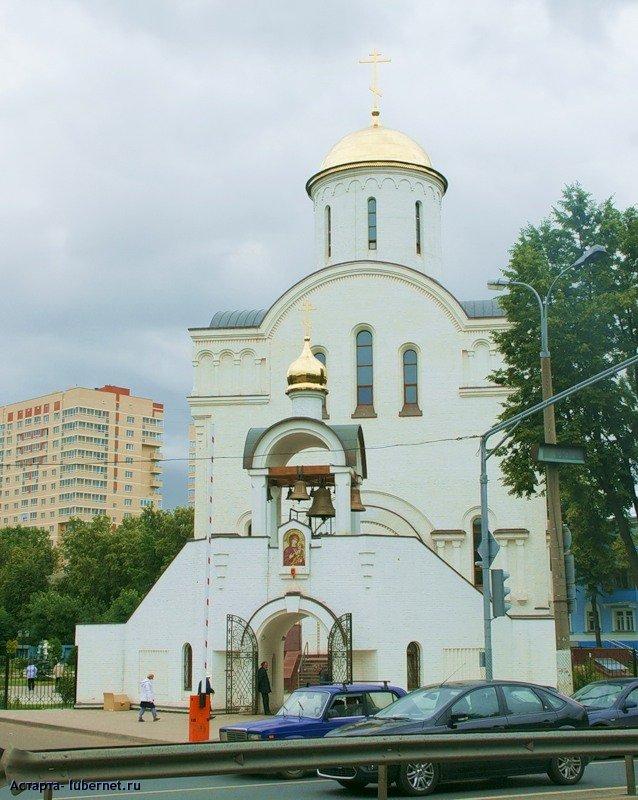Фотография: церковь преображения.jpg, пользователя: Астарта