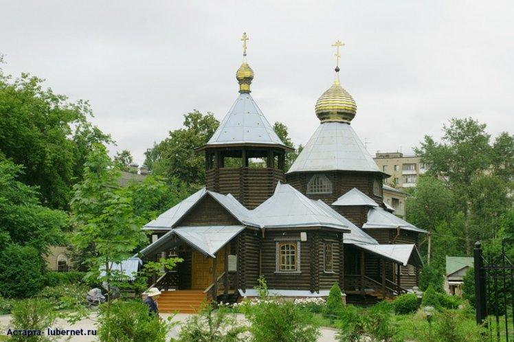 Фотография: Церковь святителя Инокентия.jpg, пользователя: Астарта