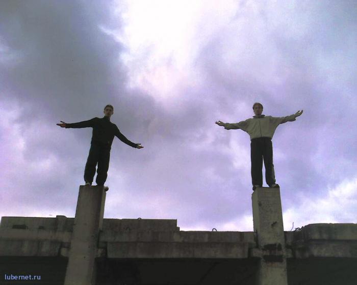 Фотография: паркур и мы, пользователя: Chaz