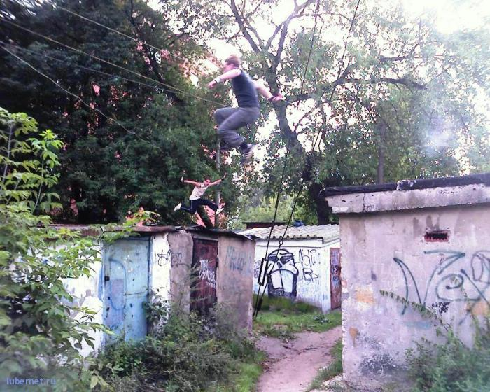 Фотография: прыжок, пользователя: Chaz