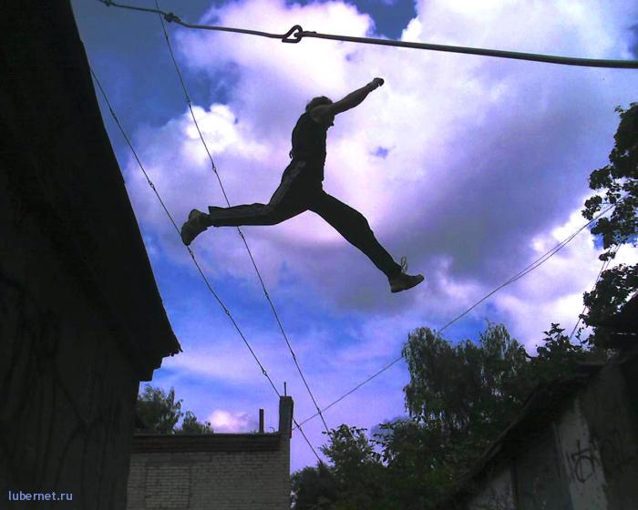 Фотография: бешен прыгГ  )), пользователя: Chaz