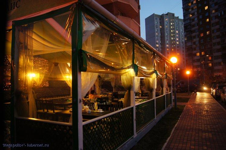 Фотография: Вечерняя веранда, пользователя: Megapolis+
