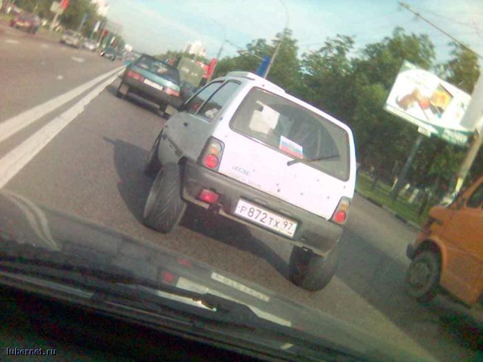 """Фотография: Ока в """"раскаряку"""", пользователя: Авиатор"""