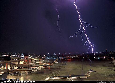 Фотография: а это тоже молния, пользователя: Авиатор