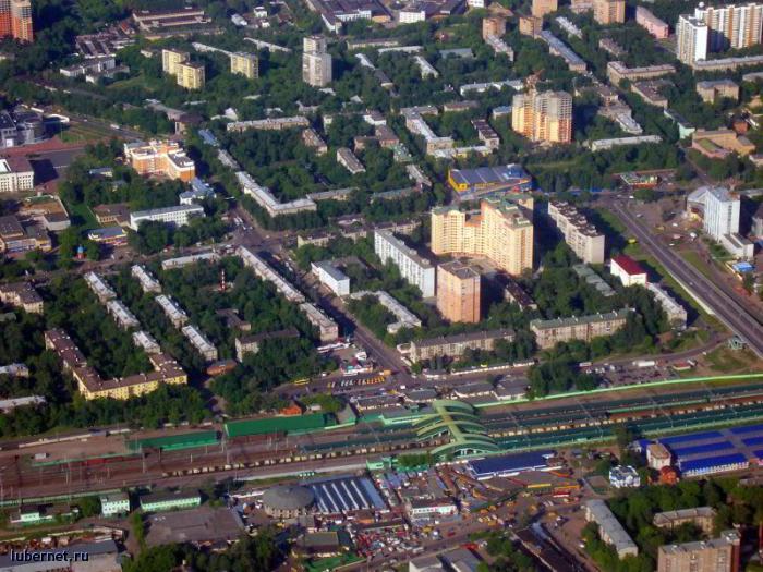 Фотография: Станция Люберцы, пользователя: RUS_so