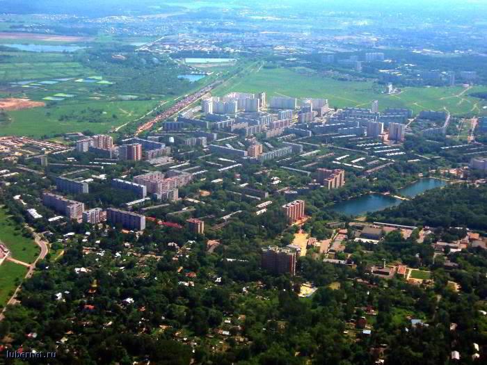 Фотография: Северная часть Люберец, пользователя: RUS_so