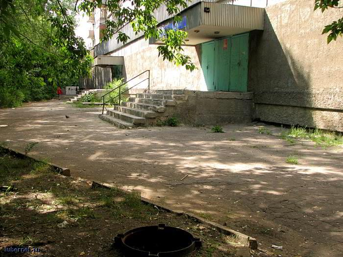 Фотография: Библиотека на ул. Шоссейная (или Авиаторов?), пользователя: RUS_so