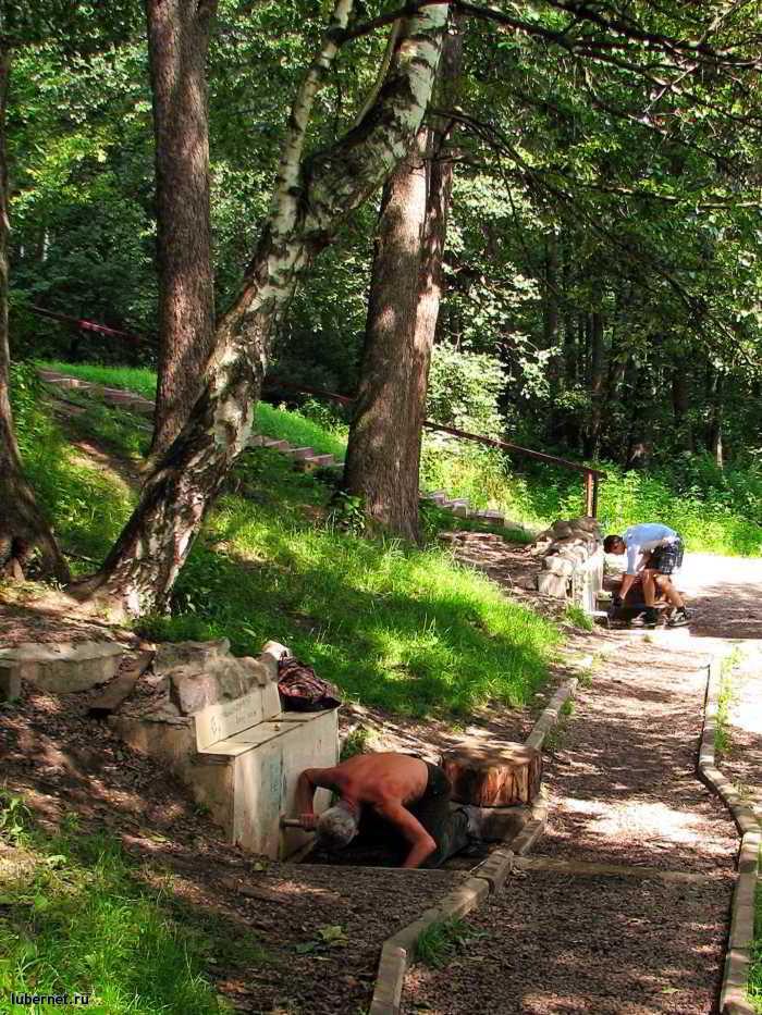Фотография: Родник в Кузьминском парке, пользователя: RUS_so