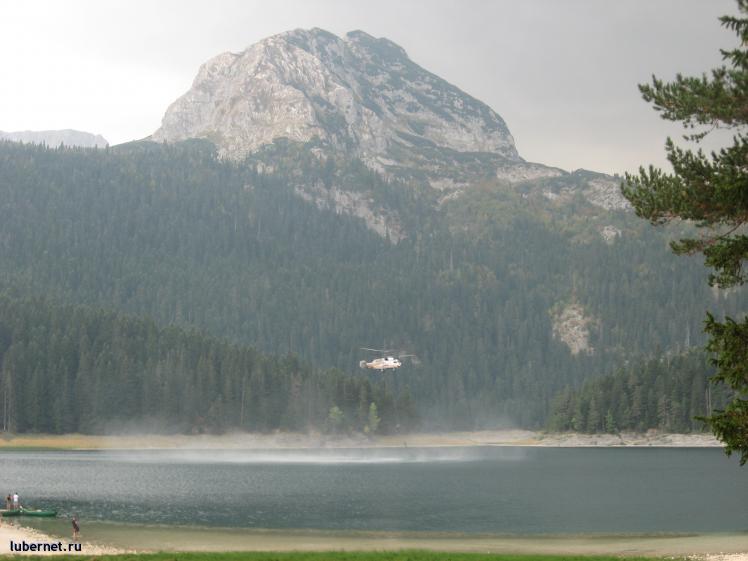 Фотография: А вот так - тушат горящие горы..., пользователя: ЮЖная