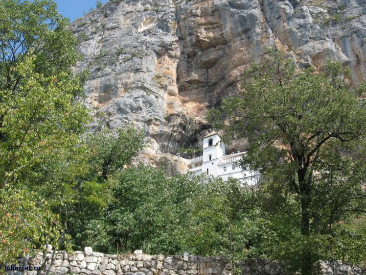 Фотография: Монастырь Острог, Черногория, пользователя: ЮЖная